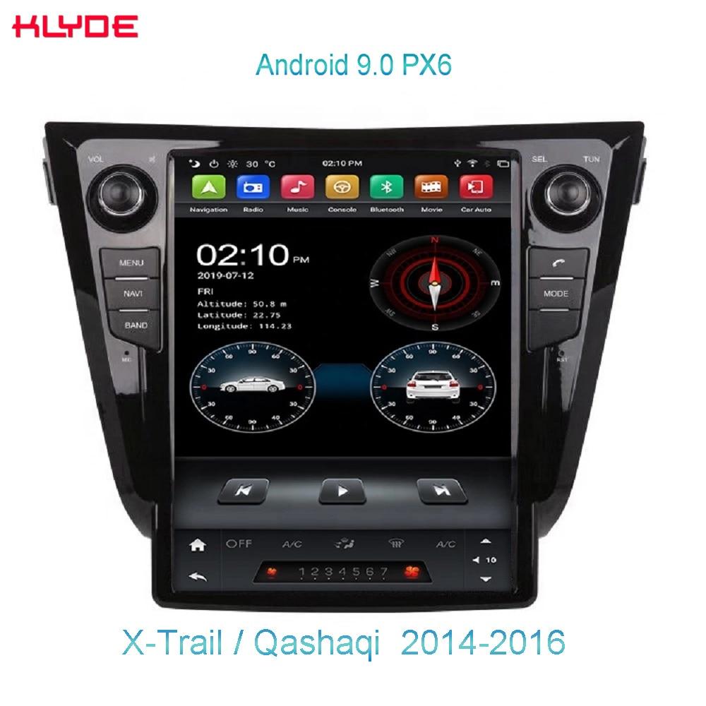 ¡Oferta! Reproductor estéreo para coche Android tesla KD-12114 Klyde reproductor de DVD GPS para x-trail/Qashaqi 2014-2016