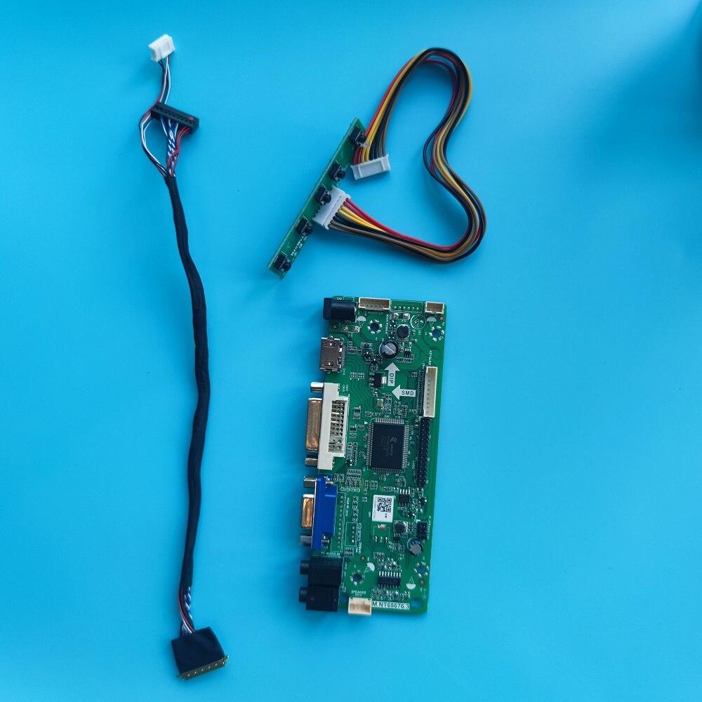 العمل ل LP133WX2-TLC2/TLC1/TLAA/TLA3/TLC3/TLC4 LCD DVI لوحة تحكم لوحة 1280X800 13.3
