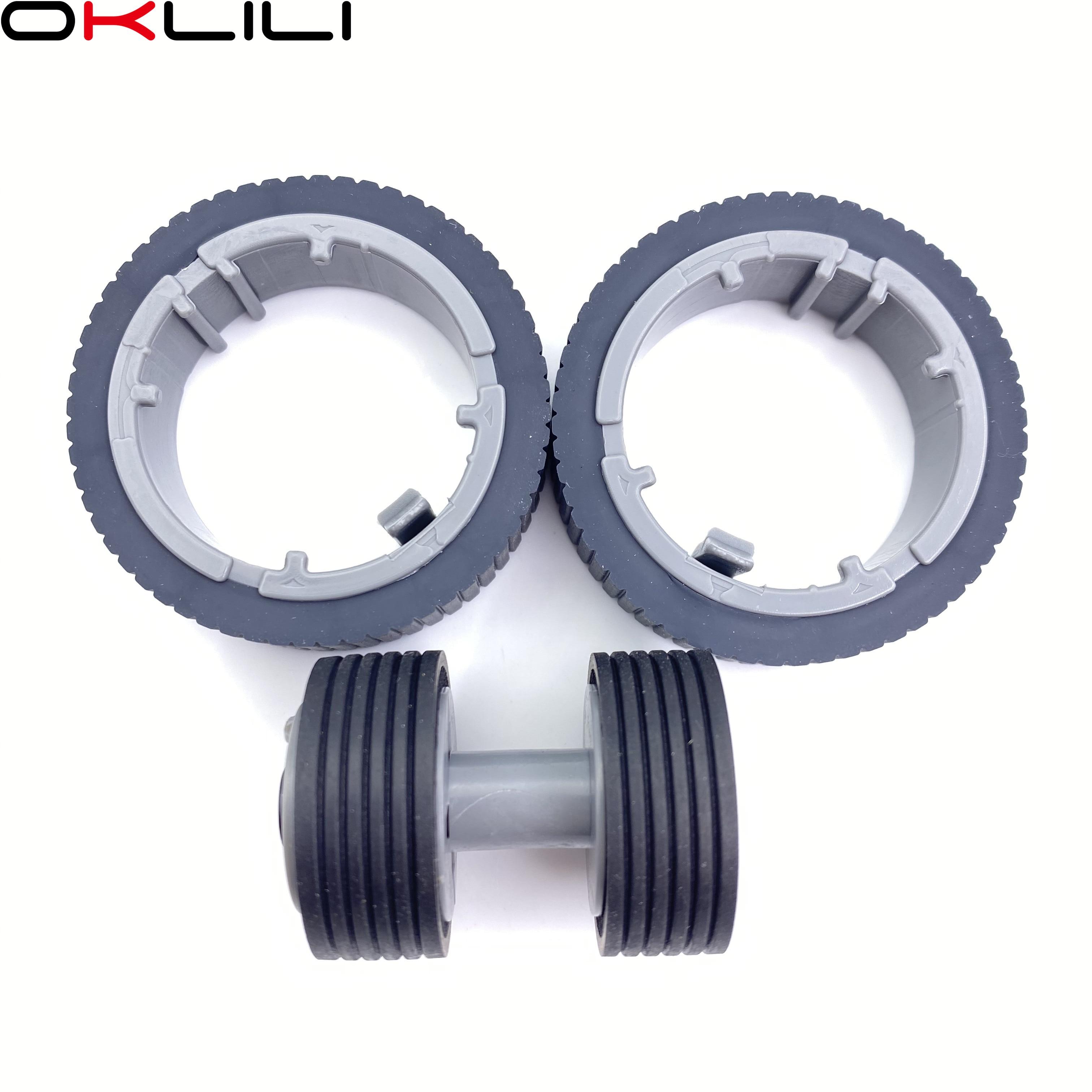 10X PA03670-0001 PA03670-0002 Consumable Kit Pick Roller Brake Roller Pickup Roller for Fujitsu fi-7160 fi-7260 fi-7180 fi-7280