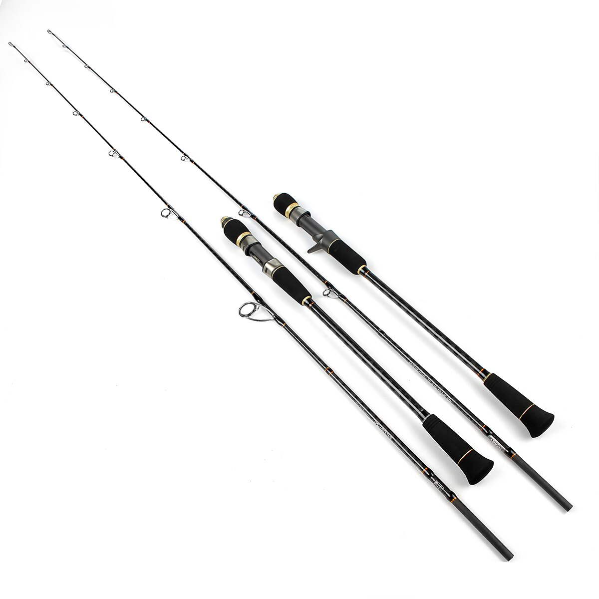 Noeby Slow Jigging Fishing Rod 1.83m 1.96m M ML Power SIC Guide 17kg Lure Weight 30-350g Carbon Spinning Baitcasting for Sea Rod enlarge