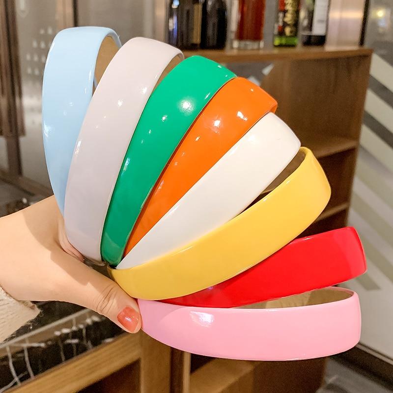 Instafamous Hairband Girl Versatile Face Wash Makeup Headband Simple South Korea New Style Headband