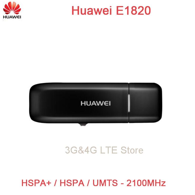 Lot of 100pcs unlocked huawei E1820 21.6Mbps wireless 3g modem,DHL Shipping enlarge