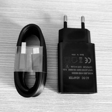 Rapide UE Chargeur Pour Samsung Galaxy Note A50 A51 A70 A71 20 10 9 8 S10 S9 S8 S20 Plus A31 A40 A10 A20 A30 Micro USB Type C Câble