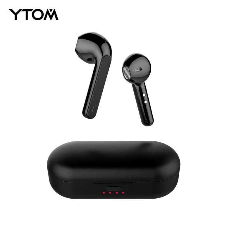 Mini auriculares inalámbricos True auriculares Bluetooth 5,0 auriculares libres con micrófono super bass para iphone xiaomi huawei kill I9S TWS T3