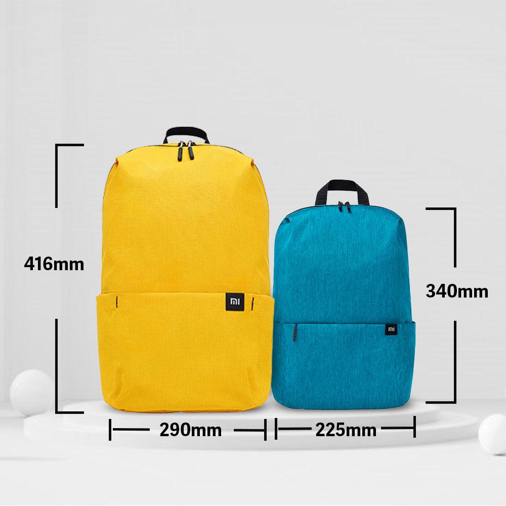 Beg galas kasual Xiaomi Mi 10l asli beg sukan rekreasi Mi unisex - Beg galas - Foto 4