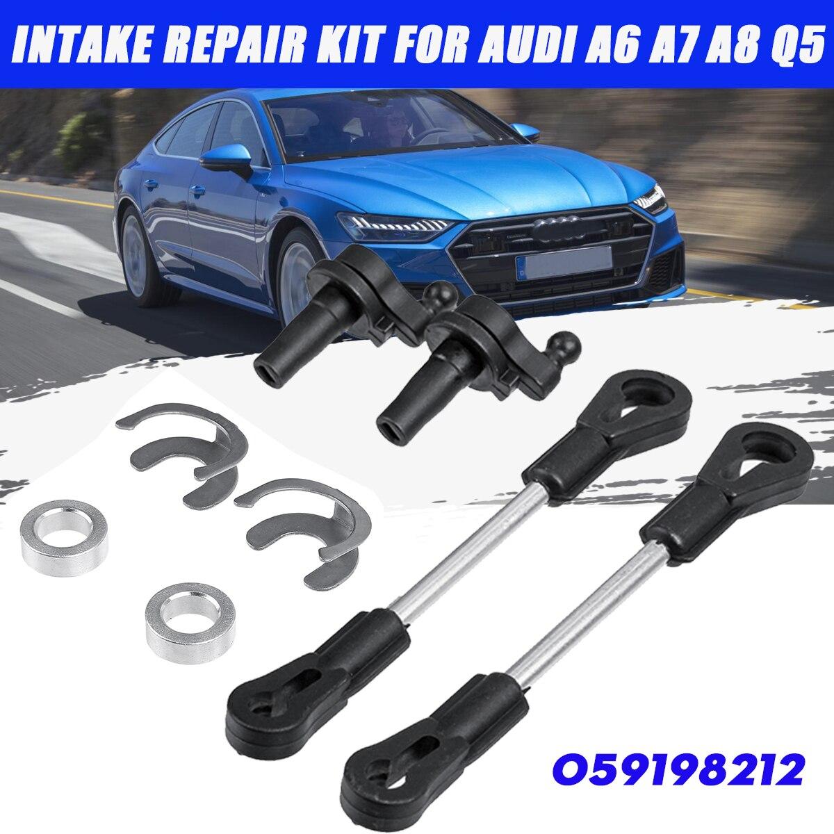059198212 Coletor De Admissão Aba Redemoinho Repair Kit Para Audi A4 A5 A6 A7 A8 Q5 Q7 2.7 3.0 TDI 059198212