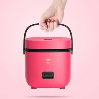 1 2l mini rice cooker multi function single electric rice cooker non stick household small cooking machine make porriage soup cn