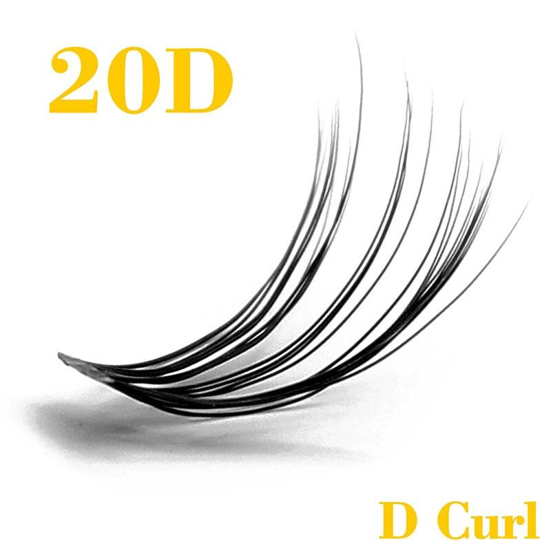 Kimcci 7 Uds Extensión Profesional de pestañas de lujo Natural suave y ligero 3D volumen Flase visón pestañas maquillaje negro Cilia