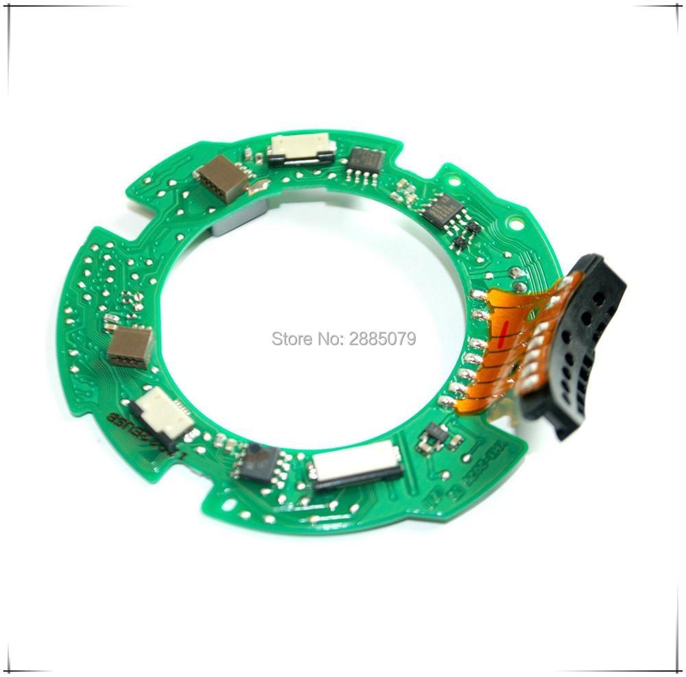 إصلاح أجزاء لكانون EF 24-70 مللي متر F/2.8 L USM عدسة الدائرة الرئيسية PCB MCU مجلس اللوحة مع الاتصال الكابلات المرنة YG2-2288-000