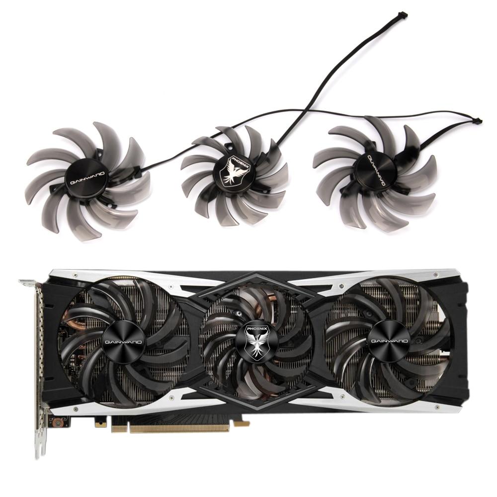 New FDC10H12S9-C FD7010H12S RTX 2080 Phoenix 8GB Cooler fan for Gainward RTX2080 RTX2070 PHOENIX/GS Graphics card