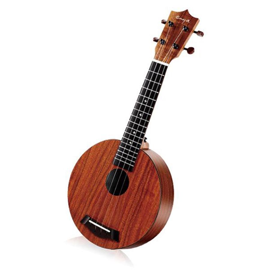 Mini Pineapple Ukulele Tenor Solid Mahogany Professional Performance Travel Creative Family Party Ukelele Concierto Bass Guitar enlarge