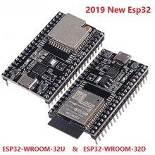 2019 neueste ESP32-DevKitC core board ESP32 entwicklung bord Drahtlose WiFi Bluetooth Entwicklung Bord Verstärker Filter Modul