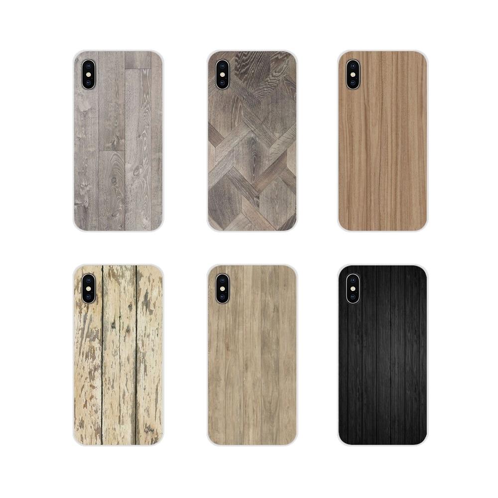 De Madera de diseño de madera para HTC uno U11 U12 X9 M7 M8 A9 M9 M10 E9 más deseo de 630 de 530 a 626 628, 816, 820, 830 transparente TPU Shell casos