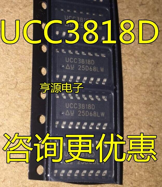 5pcs UCC3818 UCC3818D SOP-16