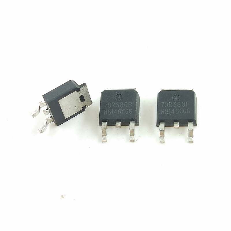 10pcs/lot 70R380P TO-263 TO-252  MME70R380P 30f133 gt30f133 to 252
