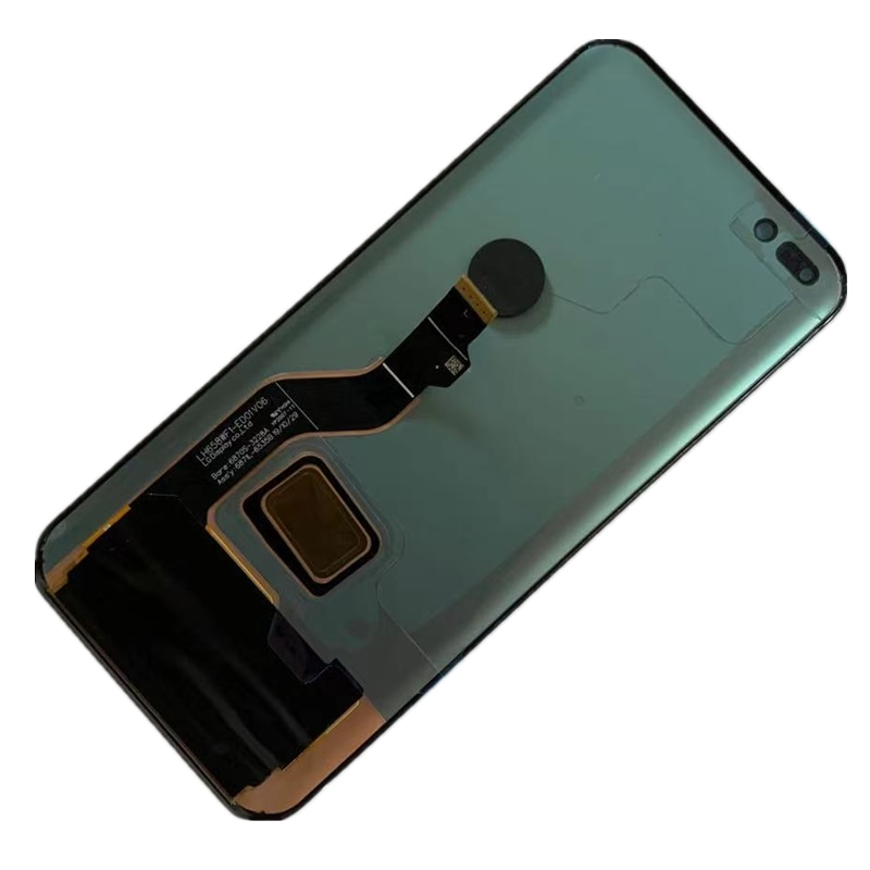 Original AMOLED LCD Display For Huawei P40 Pro LCD Touch Screen Digitizer P40pro No Frame Repair Parts Defect Screen enlarge
