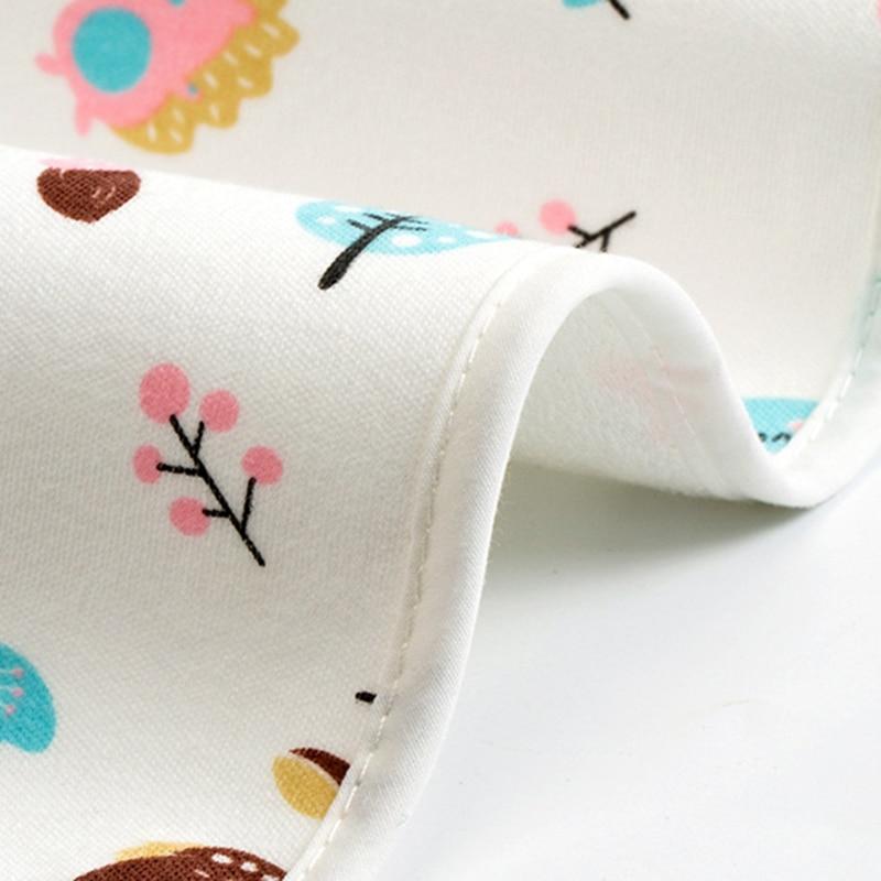 Cartoon Animal Baby Diaper Changing Mat Cotton Large Diaper Changer For Newborn Waterproof Changing Pads Mattress Floor Play Mat