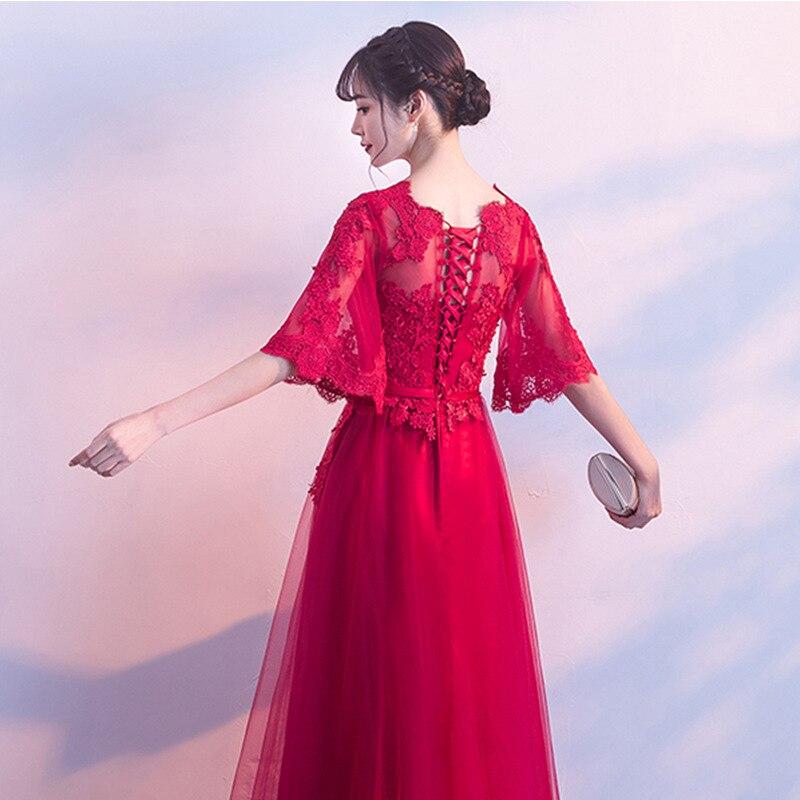 long Style Applique Bandage Design Dress Evening Dresses Pregnant Woman Bride Banquet Elegant Floor-length Formal Dress ZL637 enlarge
