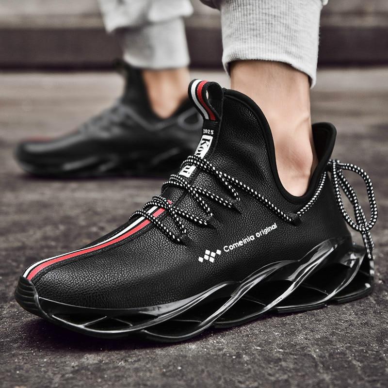 Кроссовки для мужчин, кроссовки, демпфирующие мужские кроссовки, удобная спортивная обувь для бега, обувь для улицы, прогулок, фитнеса