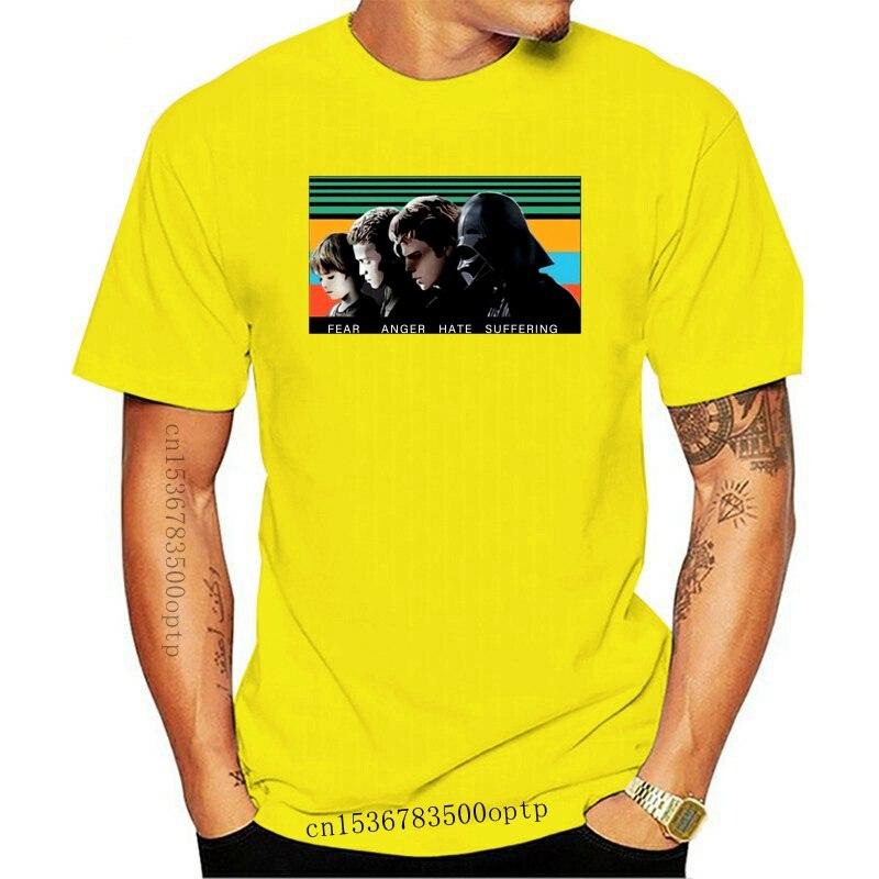 Miedo IRA. Odio el sufrimiento Skywalker camisa Vintage películas de Anakin Skywalker...