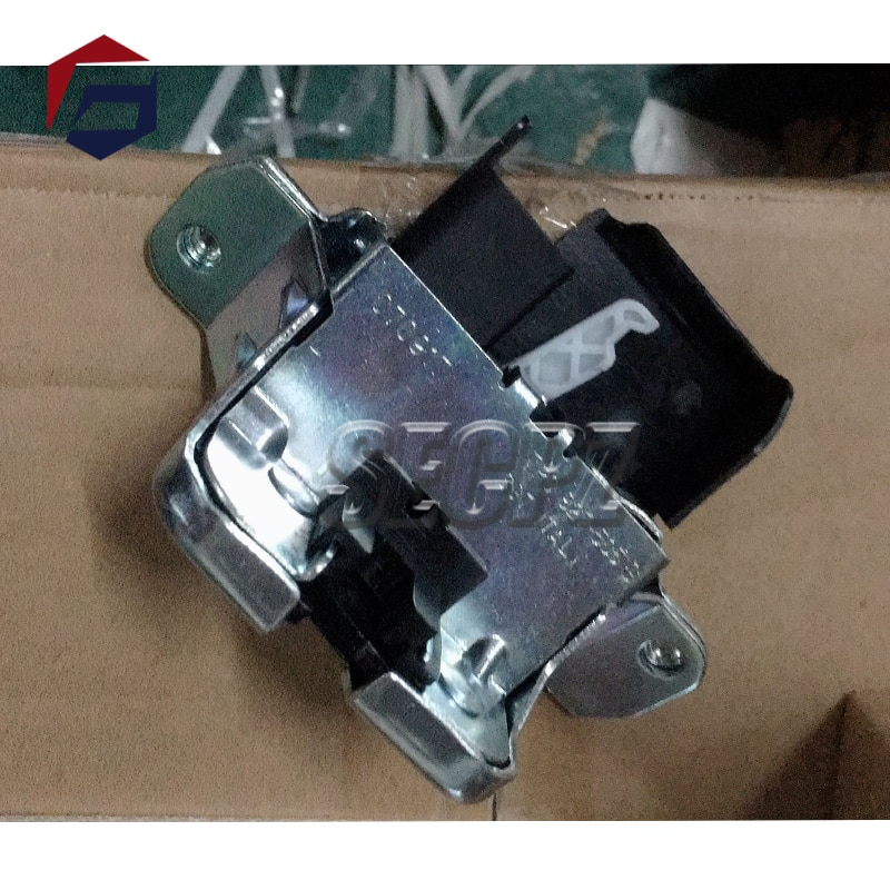 Nueva puerta trasera bloqueo trasero para VW Sharan Touareg asiento Alhambra 7P0827505G 7P0827505N 7P0827505L 7P0827505E