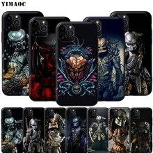 YIMAOC Borg perdido depredador suave de silicona caso para iPhone 11 Pro XS Max XR 8X8 7 6 6S Plus 5 5S SE