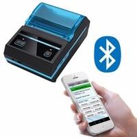 Radall Bluetooth Thermal Receipt Printer Bill Ticket Printer Usb Mini Pocket Printer Android Ios Rd-C58