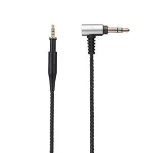 4ft/5ft/6ft/9ft Replace nylon Audio Cable For AKG K450 K451 K452 Q460 K480 headphones