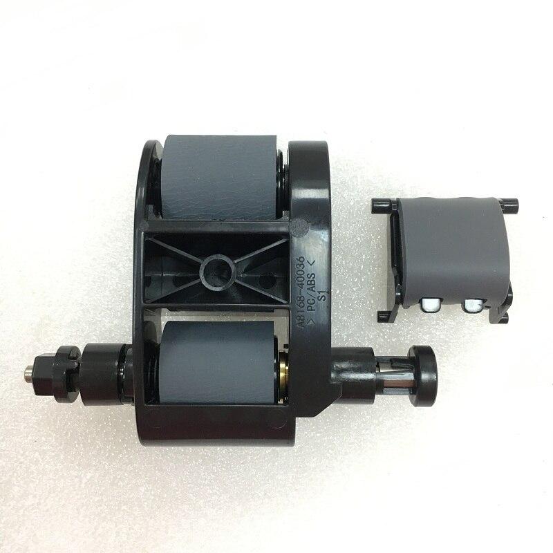 2Sets ADF Kit de reemplazo de C1P70A C1P70-67901 camioneta de Separtion Pad para HP Laserjet M830 M880 piezas de la impresora