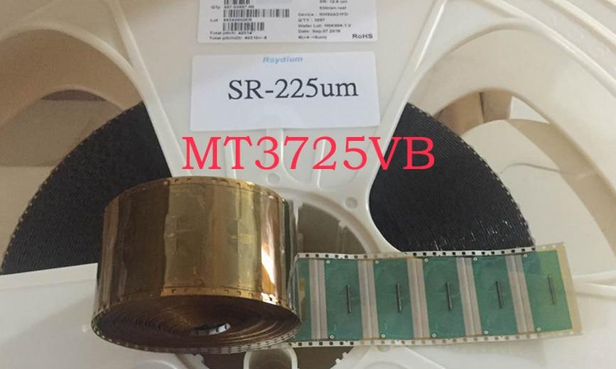 10 قطعة MT3725VB مستعملة LCD سائق COF/TAB
