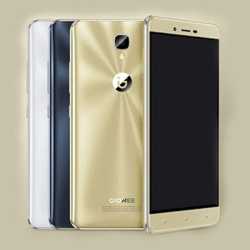 Gionee P8 MAX 5.5 inches HD Screen 3GB RAM 16GB ROM 4G LTE 4G Android mobile smartphone cell phone
