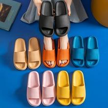 נשים עבה פלטפורמת כפכפים קיץ חוף Eva רך בלעדי שקופיות סנדלי פנאי גברים גבירותיי רחצה מקורה אנטי להחליק נעליים