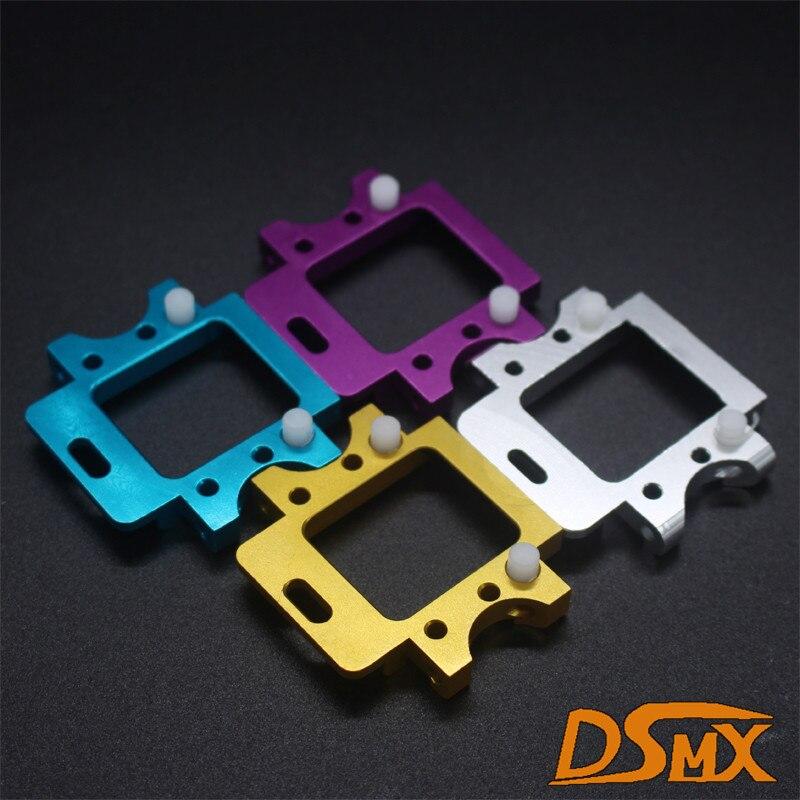 HSP 102061 Alumínio Engrenagem Traseira Box Monte 02021 1/10 Atualização Peças Para 94103 94123 94111 94107 94108 94170