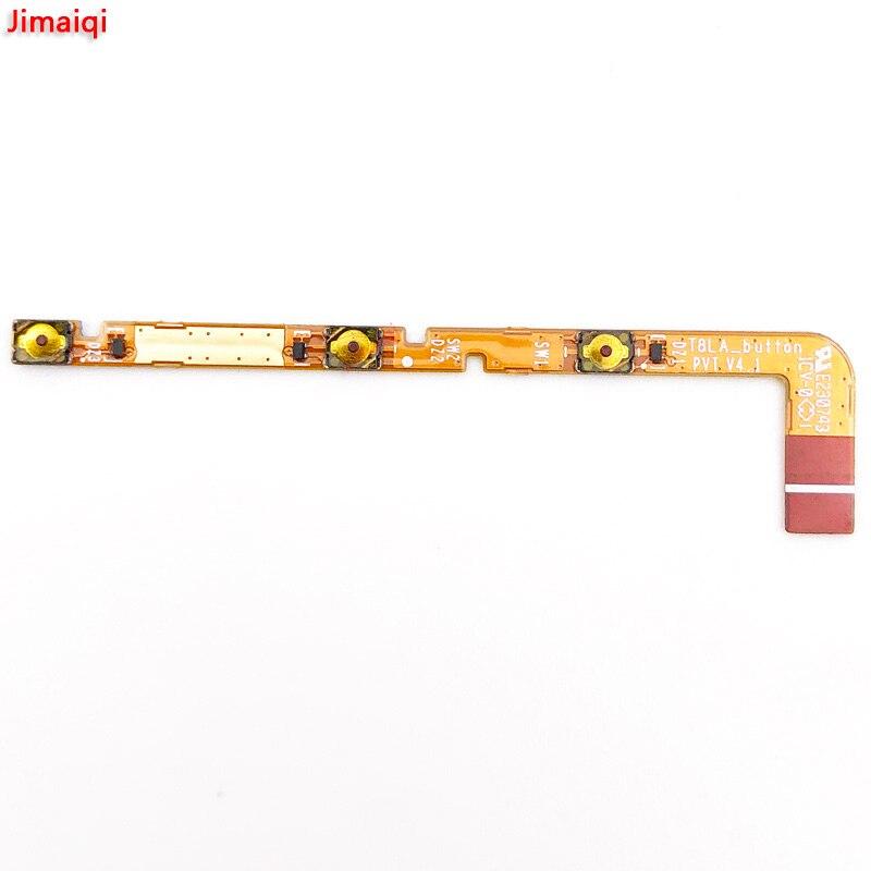 Power & volume botão chave fpc cabo flexível t8la_button pvt v4.1 para lenovo tab S8-50 S8-50F S8-50M S8-50L S8-50LC fita flexível