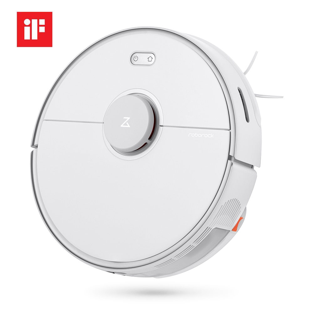 Vacuum Cleaner Global Version Roborock robot S5 Max S6 1st Generation Automatic charging WIFI APP Smart Planned Washing Mop