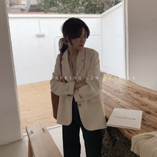 2021 Women's Suits New Small Suit Coat Women's Spring And Autumn Suit Casual Thin Design Sense Of Sm