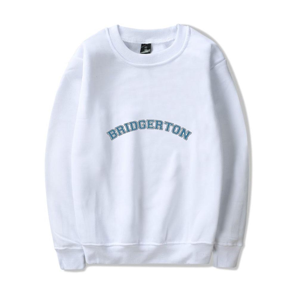 Bridgerton Fashion Prints O-Neck Sweatshirts Women/Men Long Sleeve Sweatshirts Hot Sale Casual Streetwear Clothes