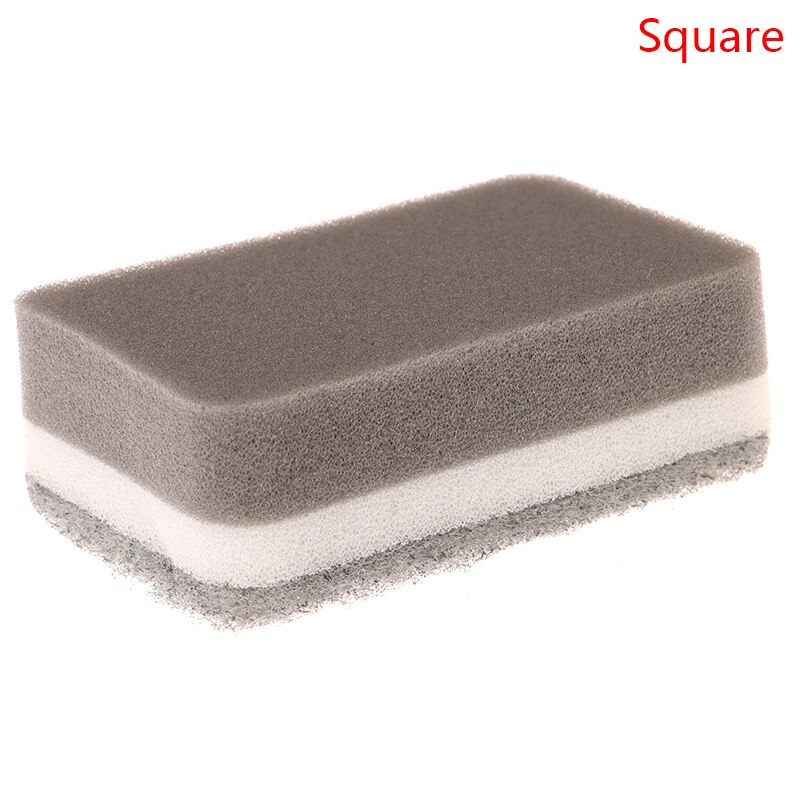 1pc Cleaning Sponge Scouring Pad Kitchen Sponge Cleaning Sponge Pad Washing Sponge Kitchen Accessories