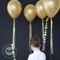 5 10inch small gold balloons wedding birthday party anniversary decoration baby shower inflatable helium latex balloon toy