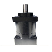 3000rpm Nema24 Planetary Gearbox Speed Ratio 3:1 60mm Reducer Shaft 14mm Carbon Steel Gear for 200W 400W 600W Servo Motor