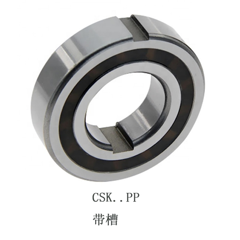 1 قطعة أحادية الاتجاه 6203 تحمل CSK17 CSK17PP دون الأخدود/PP تحمل الصلب مع الأخدود 17*40*12 مللي متر.