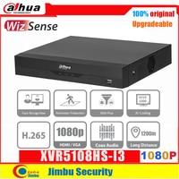 Цифровой видеорегистратор Dahua XVR, 8 каналов, 5 м-n/1080P, компактный, 1U