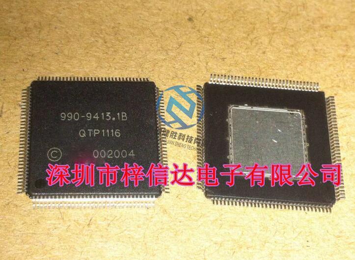 100%original 10PCS 990-9413.1B QFP 10pcs lot stm32f100c4t6b qfp 48