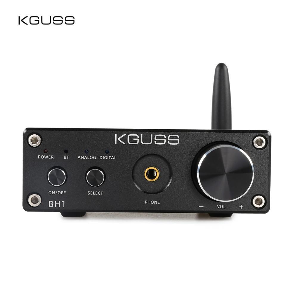 KGUSS BH1 DAC QCC3008 Bluetooth 5,0 CS8406 Audio Decoder PCM5102A APTX Kopfhörer Verstärker