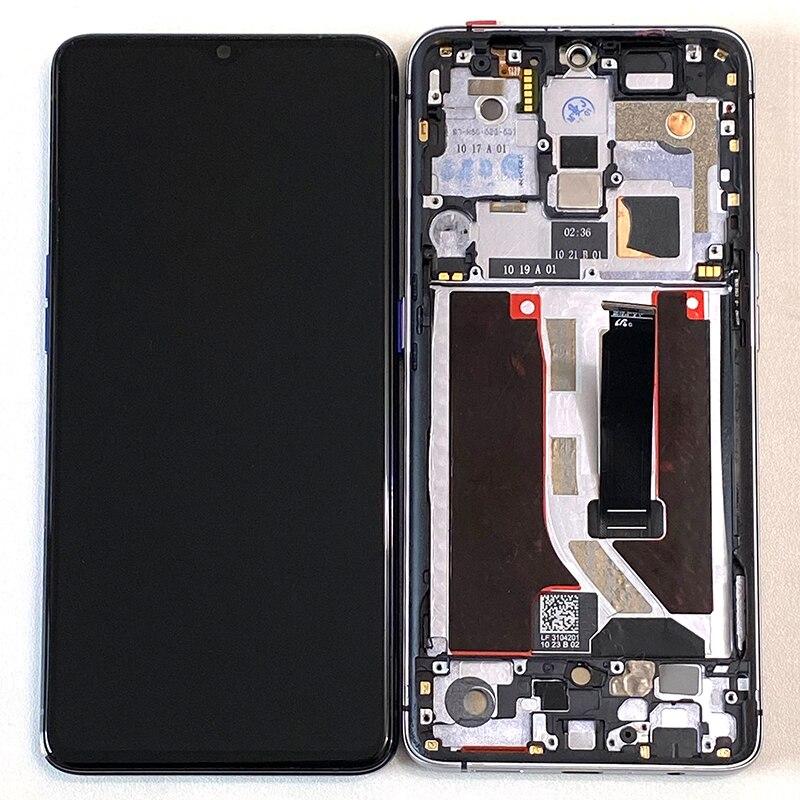 شاشة Amoled LCD تعمل باللمس لـ Oppo RMX1931 ، 6.5 بوصة Supor ، أصلي ، M & Sen لـ Oppo Realme X2 Pro