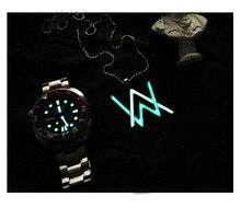 Onlysda New Luminous Stone Alan Walker Dj Faded Hybrid Design Fashion pendant necklace for man women vintage party Gift OSP