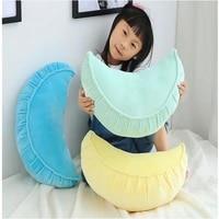 creative plush simulation dumpling pillow plush stuffed cartoon doll children girl birthday gift home decoration cushion toy