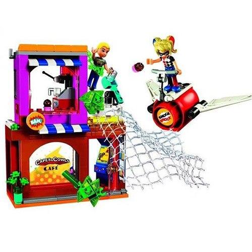 Bela 10617 Super Hero Girls High School Compatible con Lepini al rescate bloques de construcción DIY ladrillos juguetes Regalo de Cumpleaños 41231