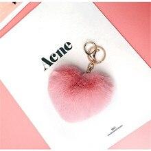 Saint valentin cadeau pour petite amie coeur porte-clés cadeaux de mariage pour les invités mari petit ami présent fête faveur cadeau de demoiselle dhonneur