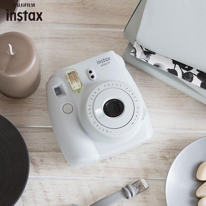 Fujifilm-cámara instantánea Instax Mini 9, regalos de Navidad, Mini9, regalo de cumpleaños,...